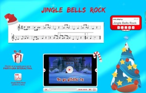 jungle bells rock - wix