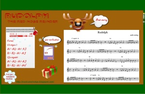 rudolph -wix