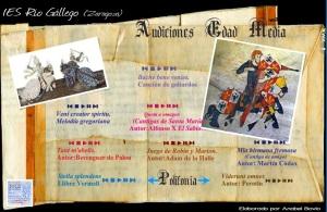audicions Edat Mitjana
