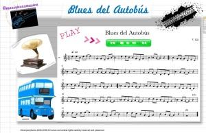 blues de l'autobus