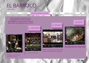 barroc wix